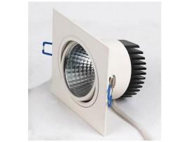 Spot incastrat LED SMD 10W VERONICA-10 HOROZ
