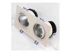 Spot incastrat LED SMD 20W VERONICA-20 HOROZ