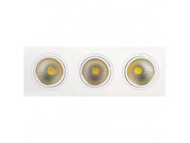Spot incastrat LED SMD 30W VERONICA-30 HOROZ