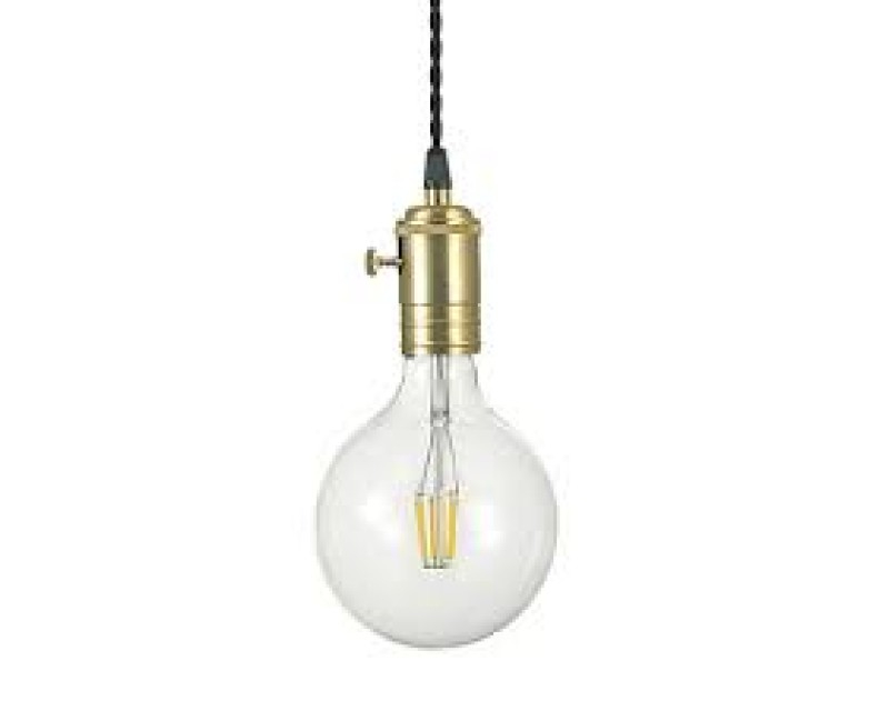 Pendul DOC sp1 Ottone 163154 Ideal Lux in stoc Deco Electric Valea Cascadelor23