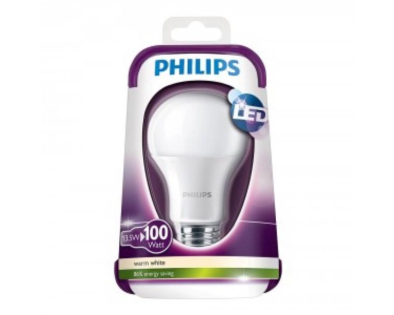 Bec LED Philips Lustra 13W(100w)