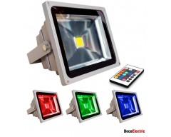 Proiector LED 30W RGB