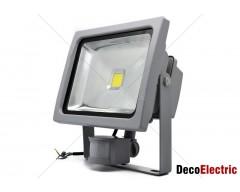 Proiector LED 30W senzor