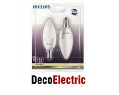 Bec LED Philips -2buc