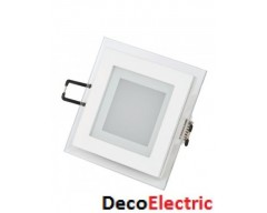 Spot LED sticla HOROZ 6w